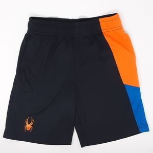 Spyder Black Athletic Shorts